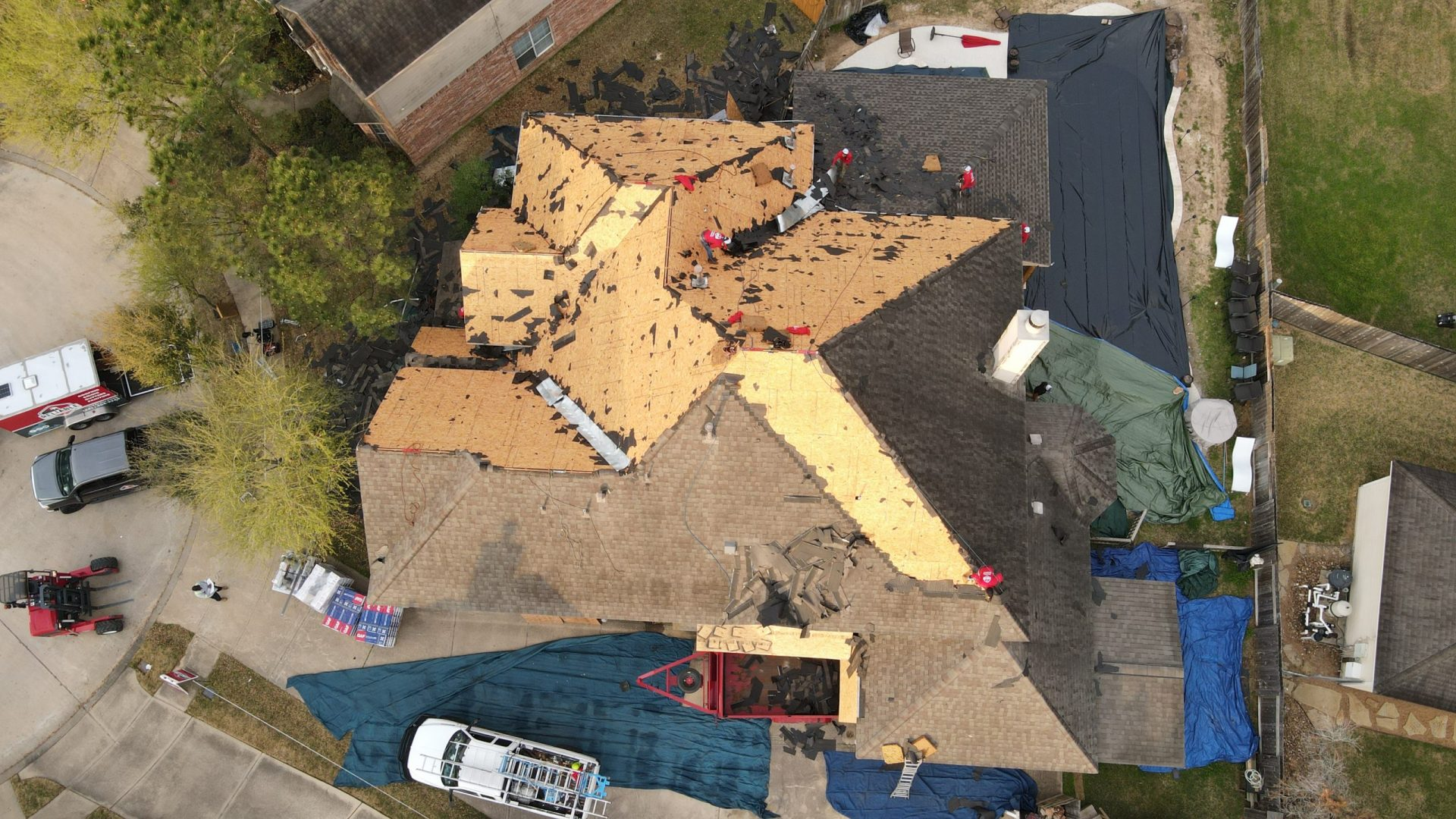 Katy Reliable Roofing Company